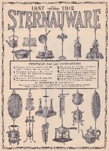 1912 S. Sternau & Co. Ad