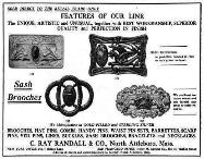 1908 C. Ray Randall & Co. Ad
