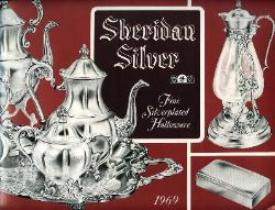 1969 Sheridan Silver Co. Catalog